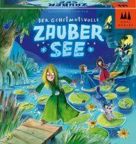 A titokzatos varázstó - Der Geheimnisvolle Zaubersee családi társasjáték