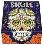 Skull - Koponyák játéka - blöffölős játék