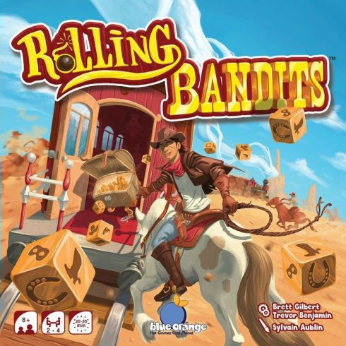 Rolling Bandits társasjáték