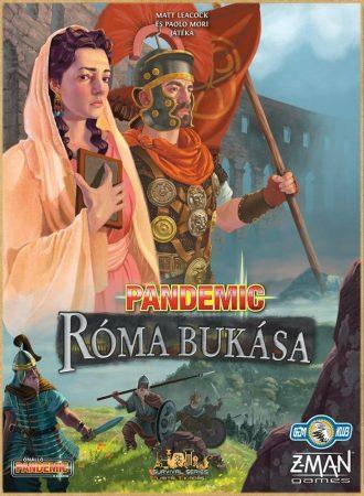 Pandemic - Róma bukása társasjáték