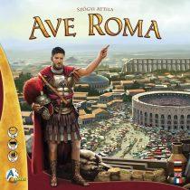 Ave Roma gémer stratégiai társasjáték