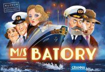 M/S Batory stratégiai társasjáték