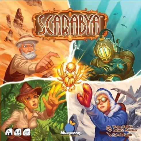 Scarabya társasjáték