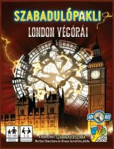 Szabadulópakli: London végórái kooperációs társasjáték