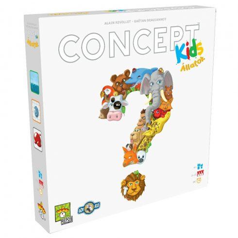 Concept - magyar kiadás