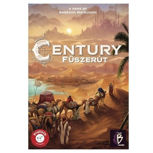 Century - Fűszerút tárasjáték