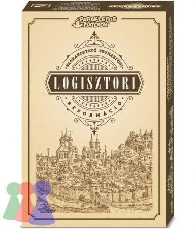 Logisztori - Reformáció egyháztörténeti társasjáték