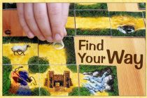 Find Your Way - Úton útfélen társas angol változata