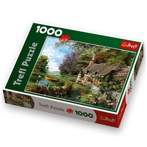 Erdei házikó 1000 db-os puzzle