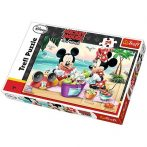 Mickey és Minnie 24 db-os Maxi puzzle