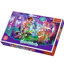 Enchantimals 100db-os puzzle -Trefl puzzle