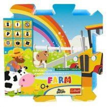 Farm móka szivacs puzzle