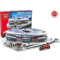 Arsenal Emirates Stadium Stadion 3D puzzle 108db-os