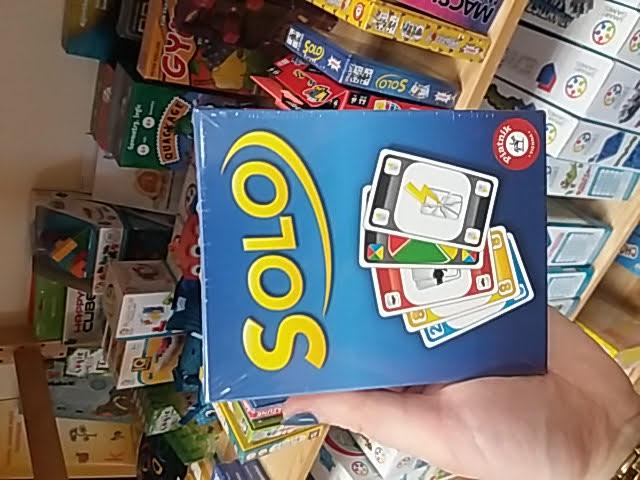 Kártyajátékok - Solo