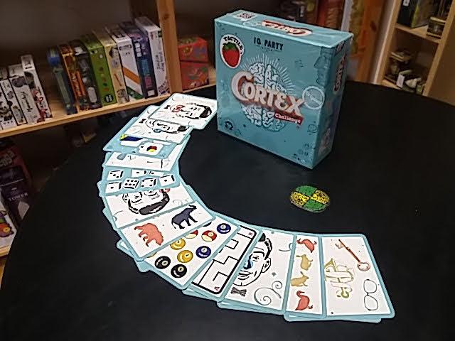 Kártyajátékok - Cortex