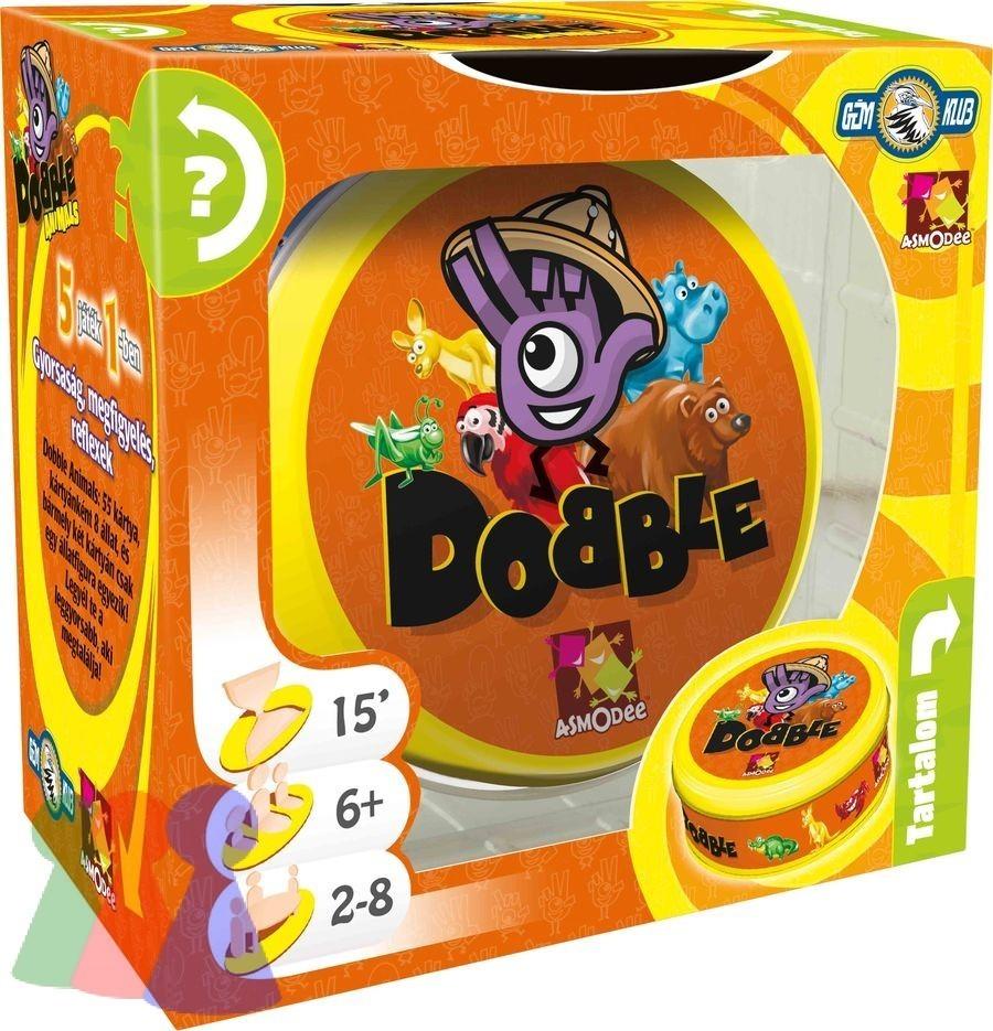 Asmodee Dobble Animals